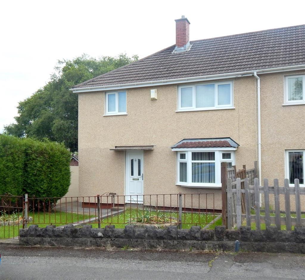 3 Bedrooms Semi Detached House for sale in Tynywaun Road, Llansamlet, Swansea