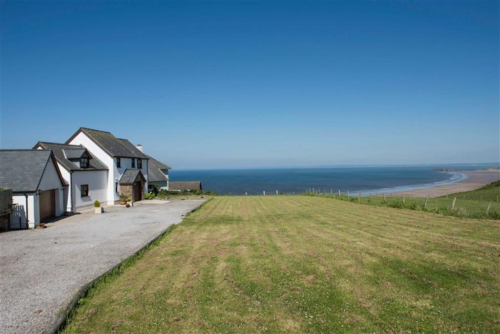 4 Bedrooms Detached House for sale in Rhossili, Rhossili Swansea