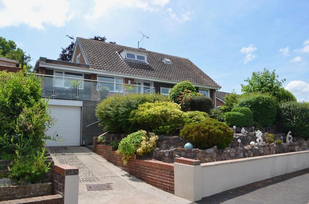 4 Bedrooms Detached House for sale in Manor Close, Taunton