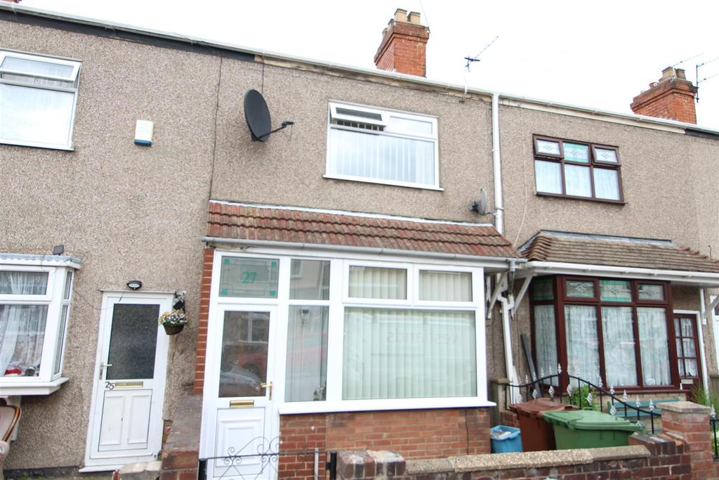 3 Bedrooms Terraced House for sale in 27 Johnson Street, Cleethorpes, DN35 7NA