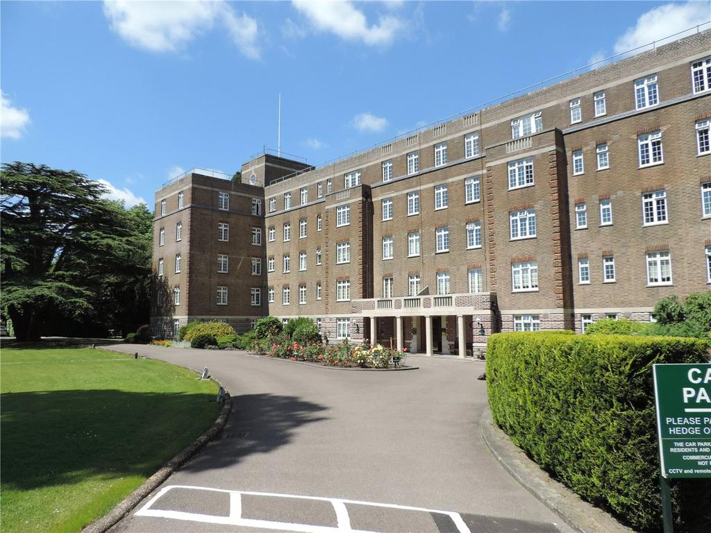2 Bedrooms Flat for sale in Chancellor House, Mount Ephraim, Tunbridge Wells, Kent, TN4