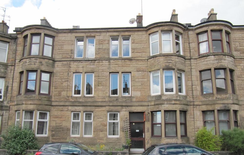 1 Bedroom Flat for sale in 237 Bearsden Road, Flat 2/3, Glasgow, G13 1DH