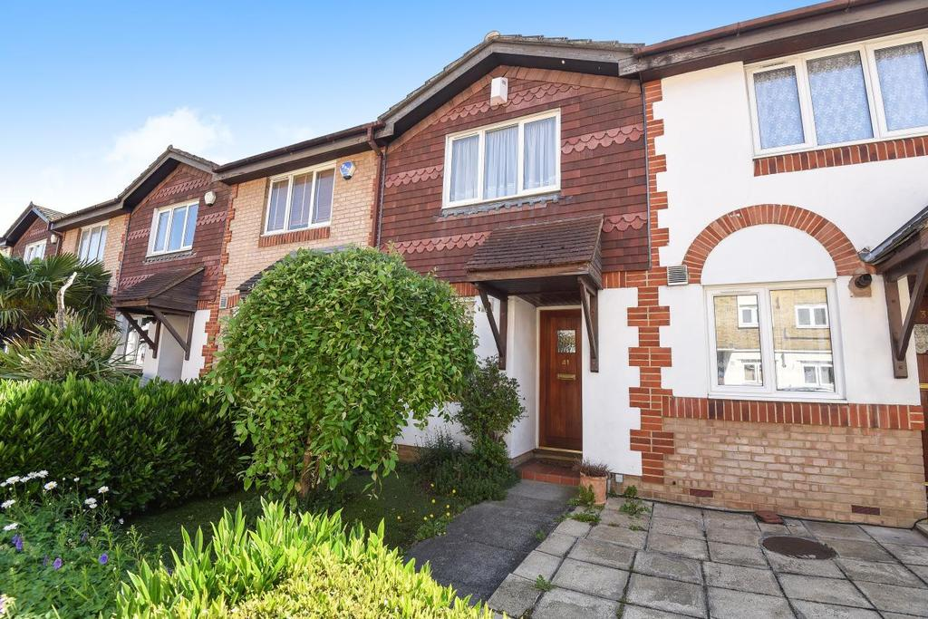 2 Bedrooms Terraced House for sale in Wharton Road, Bromley