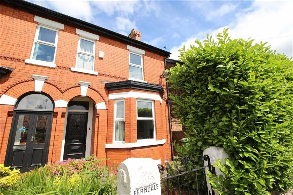 3 Bedrooms Semi Detached House for sale in Talbot Road, Sale