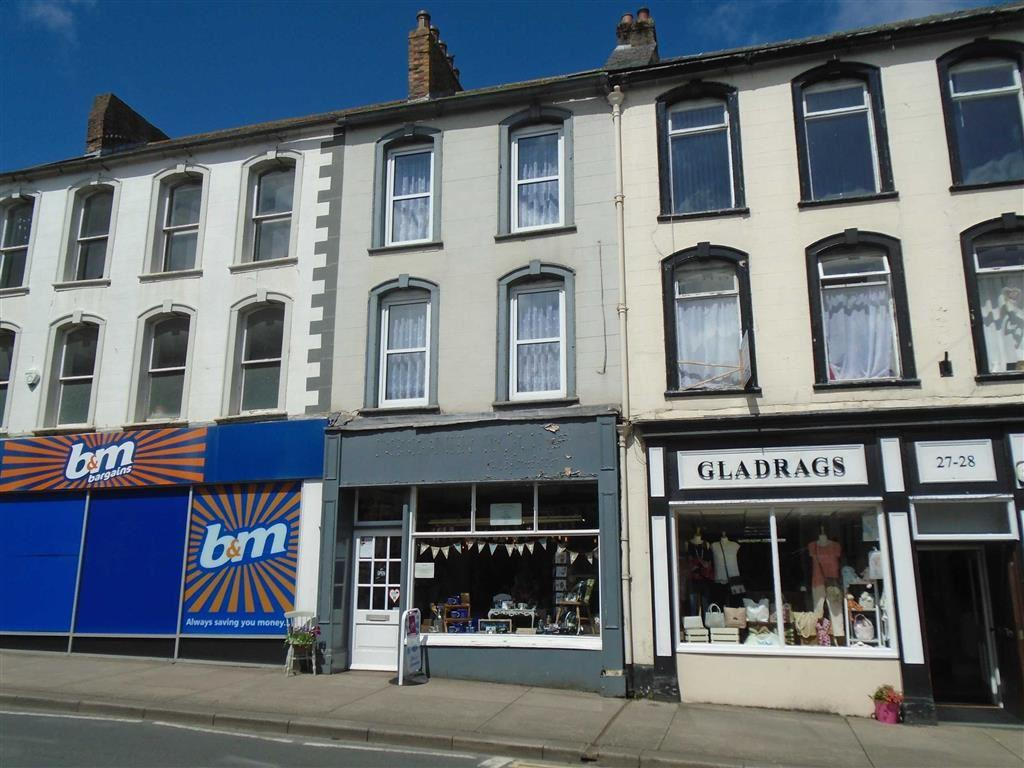 2 Bedrooms Flat for sale in King Street, Wigton, Cumbria