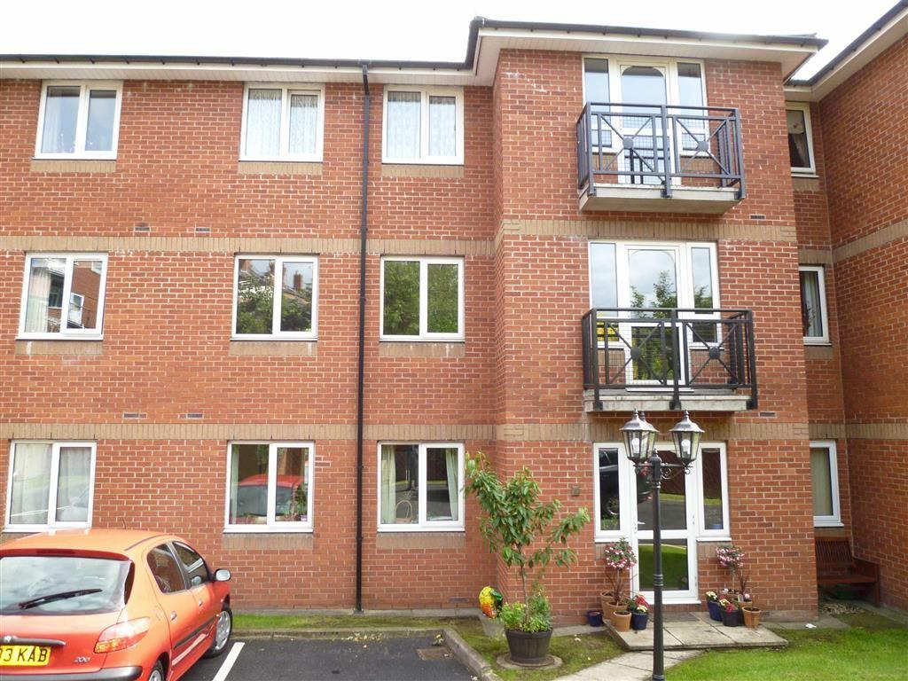 2 Bedrooms Flat for sale in George Law Court, Kidderminster, Worcestershire