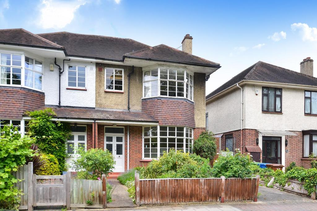 4 Bedrooms Semi Detached House for sale in Court Lane, Dulwich, SE21