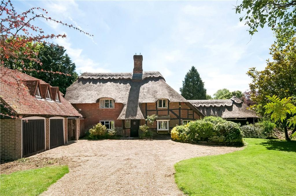 4 Bedrooms Detached House for sale in Kilmeston Road, Kilmeston, Alresford, Hampshire, SO24