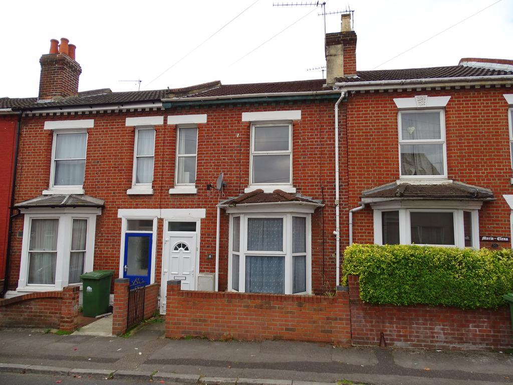 2 Bedrooms Terraced House for sale in Southampton