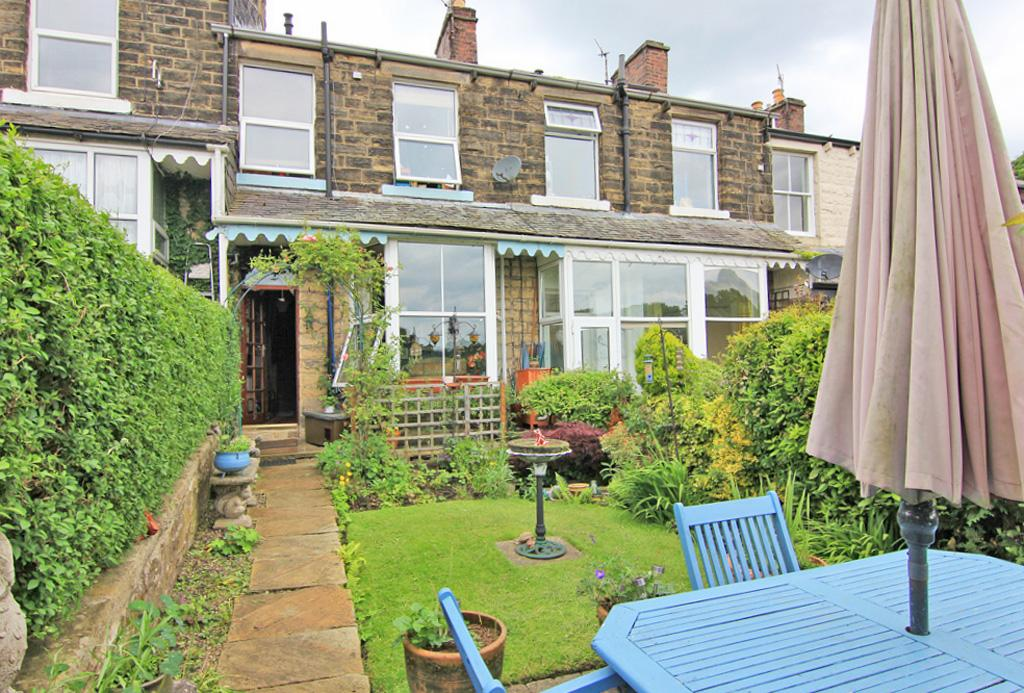 2 Bedrooms Cottage House for sale in 20 Castle View Terrace, Skipton,