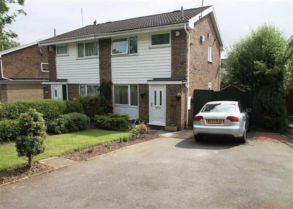 3 Bedrooms Semi Detached House for sale in Forest Drive, Broughton