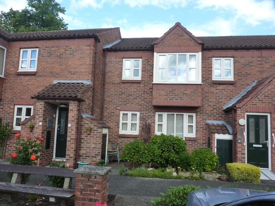 2 Bedrooms Retirement Property for sale in Applegarth Court, Northallerton