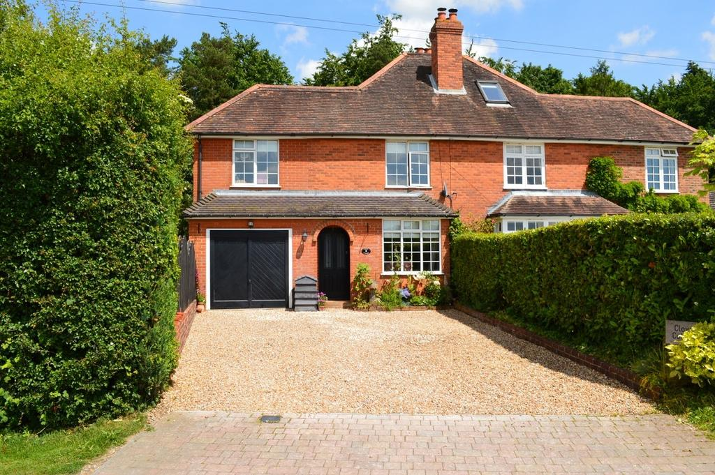 3 Bedrooms House for sale in Silchester Road, Bramley