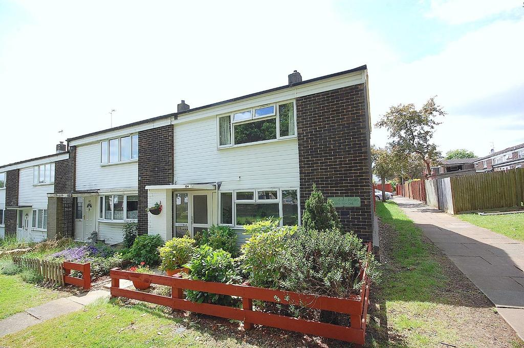 2 Bedrooms End Of Terrace House for sale in Lonsdale Road, Stevenage