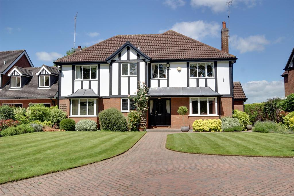 4 Bedrooms Detached House for sale in The Woodlands, Cottingham