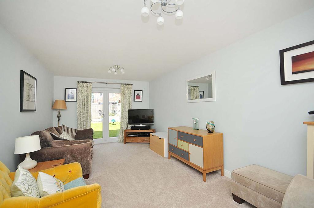 4 Bedrooms Detached House for sale in Bridestones Place, Congleton