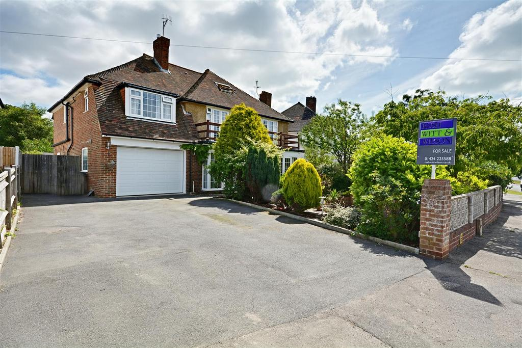 7 Bedrooms Detached House for sale in South Cliff, Bexhill-On-Sea
