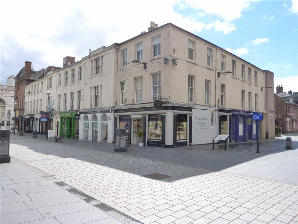 2 Bedrooms Flat for sale in South St Johns Place, Perth, Perthshire