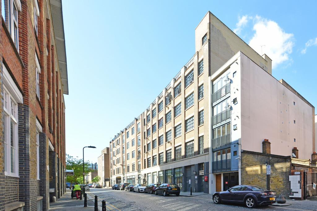 2 Bedrooms Flat for sale in Boundary Street, Shoreditch, London