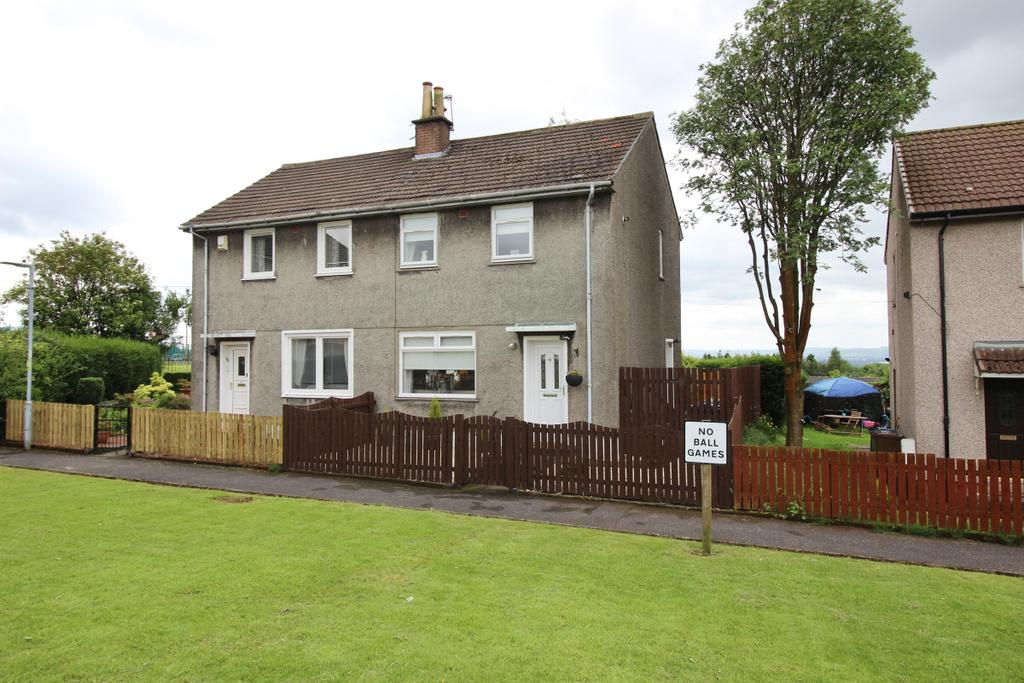 2 Bedrooms Semi Detached House for sale in 64 Lennox Drive, Faifley, G81 5JY