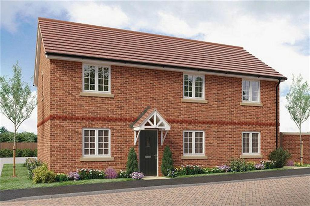 2 Bedrooms Flat for sale in Anstey Gardens, Anstey Road, Alton, Hampshire