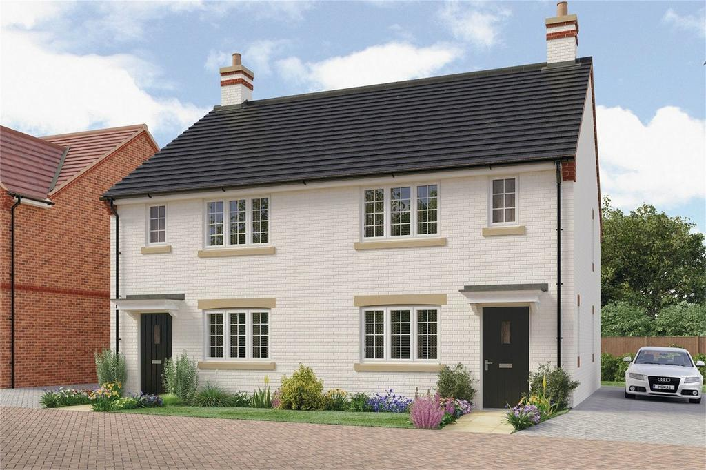 3 Bedrooms Detached House for sale in Anstey Gardens, Anstey Road, Alton, Hampshire