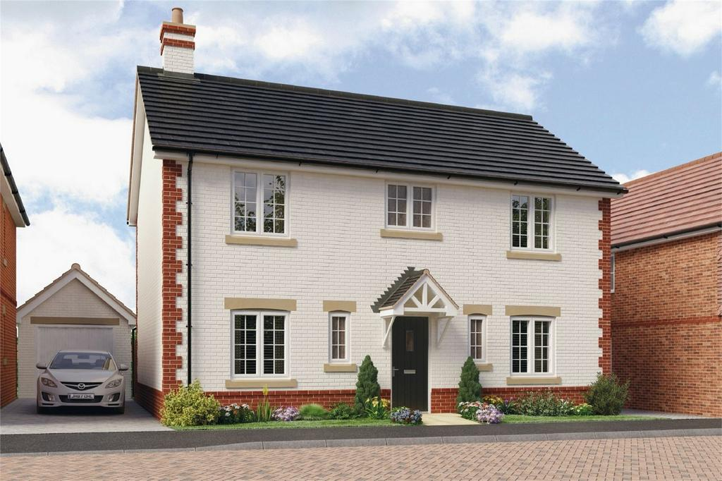 4 Bedrooms Detached House for sale in Anstey Gardens, Anstey Road, Alton, Hampshire