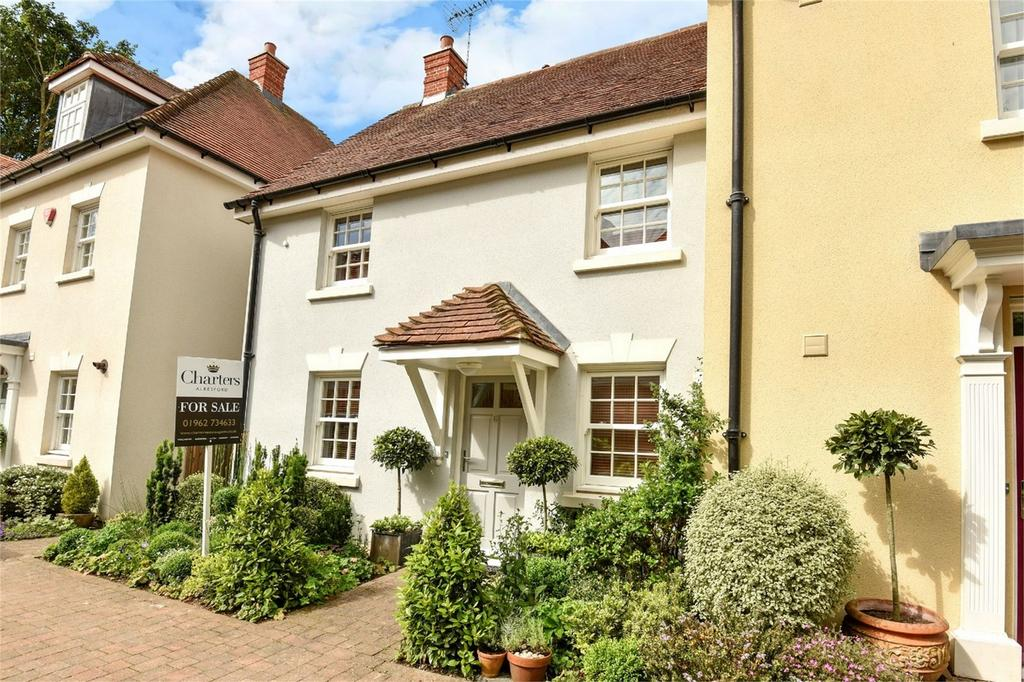 2 Bedrooms End Of Terrace House for sale in Alresford, Hampshire