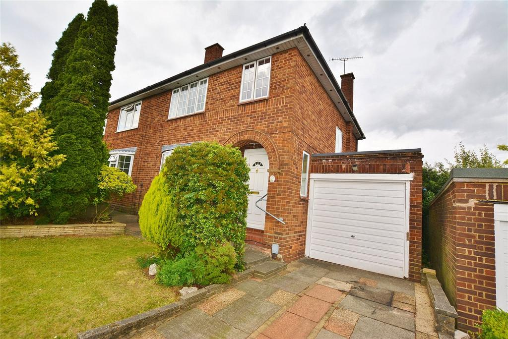 3 Bedrooms Semi Detached House for sale in Sycamore Close, Bushey, Hertfordshire, WD23