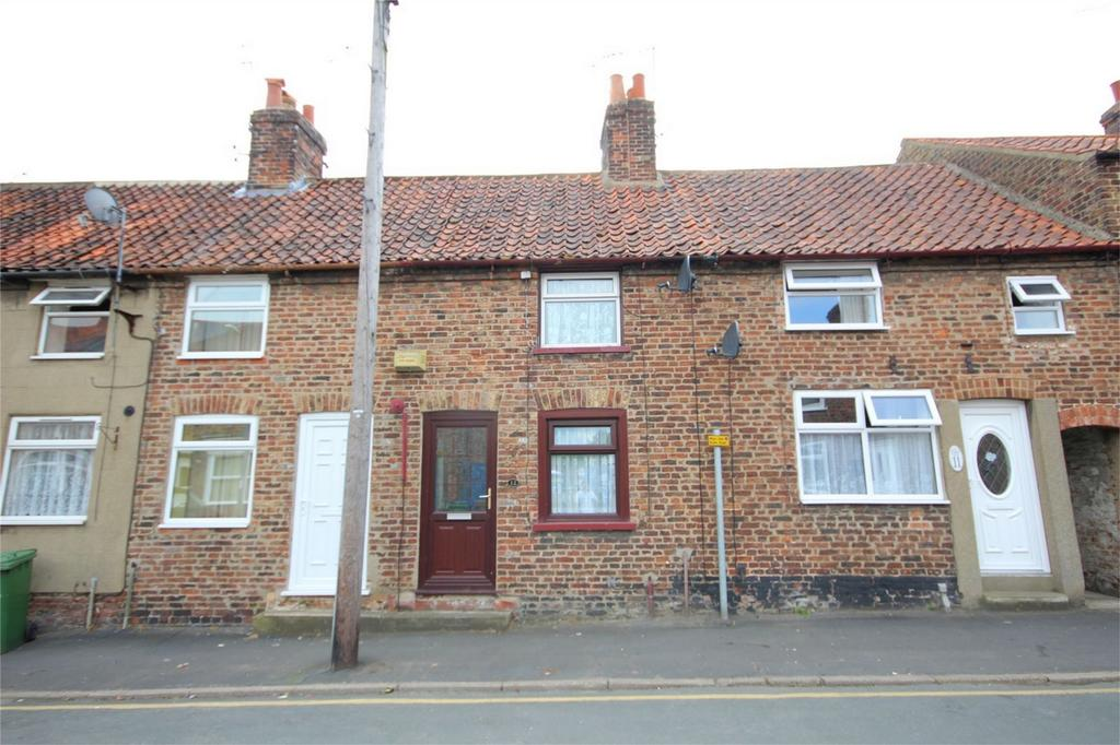 2 Bedrooms Terraced House for sale in Eastgate North, Driffield, East Riding of Yorkshire