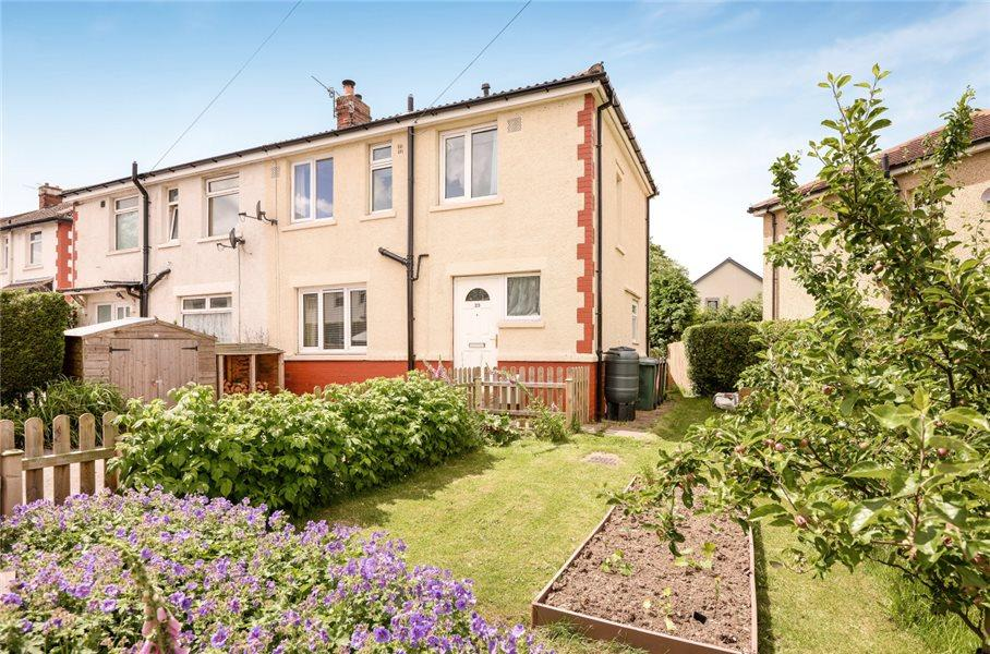 3 Bedrooms Semi Detached House for sale in WYVIL CRESCENT, ILKLEY, LS29 8ND