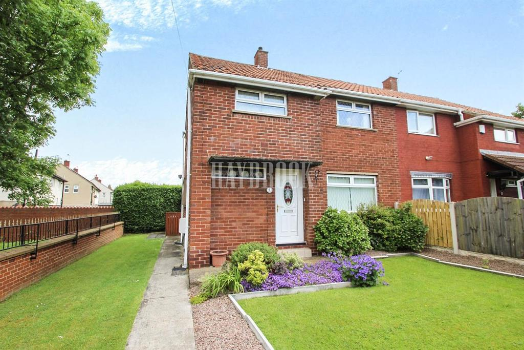 3 Bedrooms Semi Detached House for sale in Watnall Road, Athersley