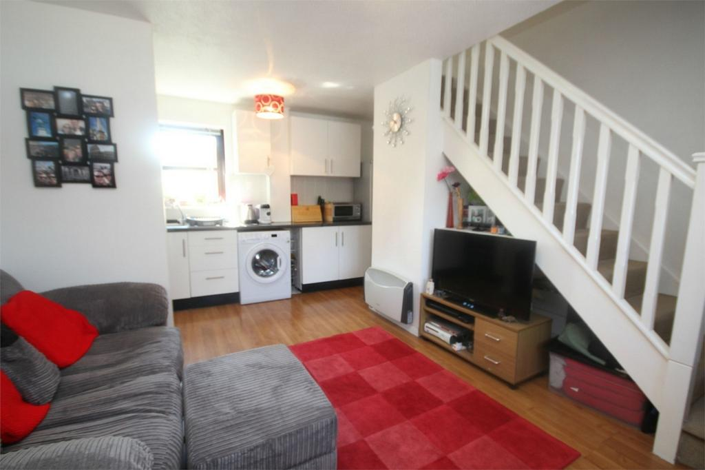 1 Bedroom Terraced House for sale in Colyers Reach, Chelmer Village, CHELMSFORD, Essex
