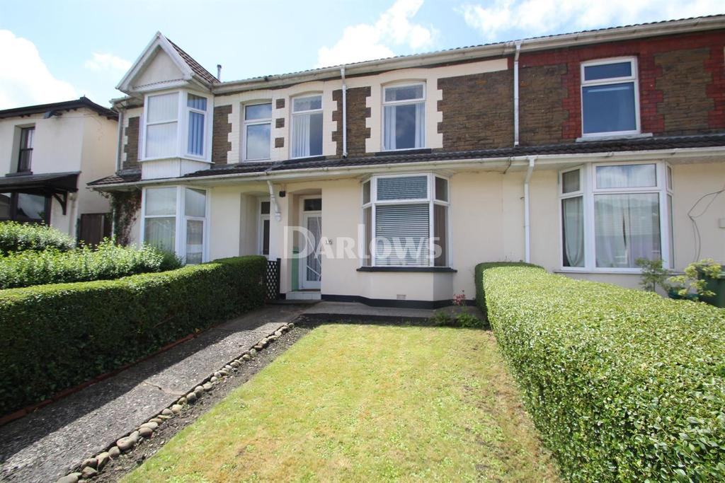 3 Bedrooms Terraced House for sale in Broadway, Treforest