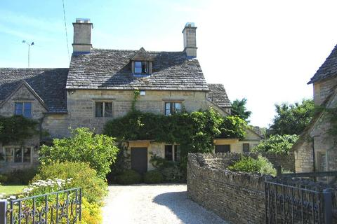 3 bedroom cottage for sale - Arlington Green Bibury, Cirencester