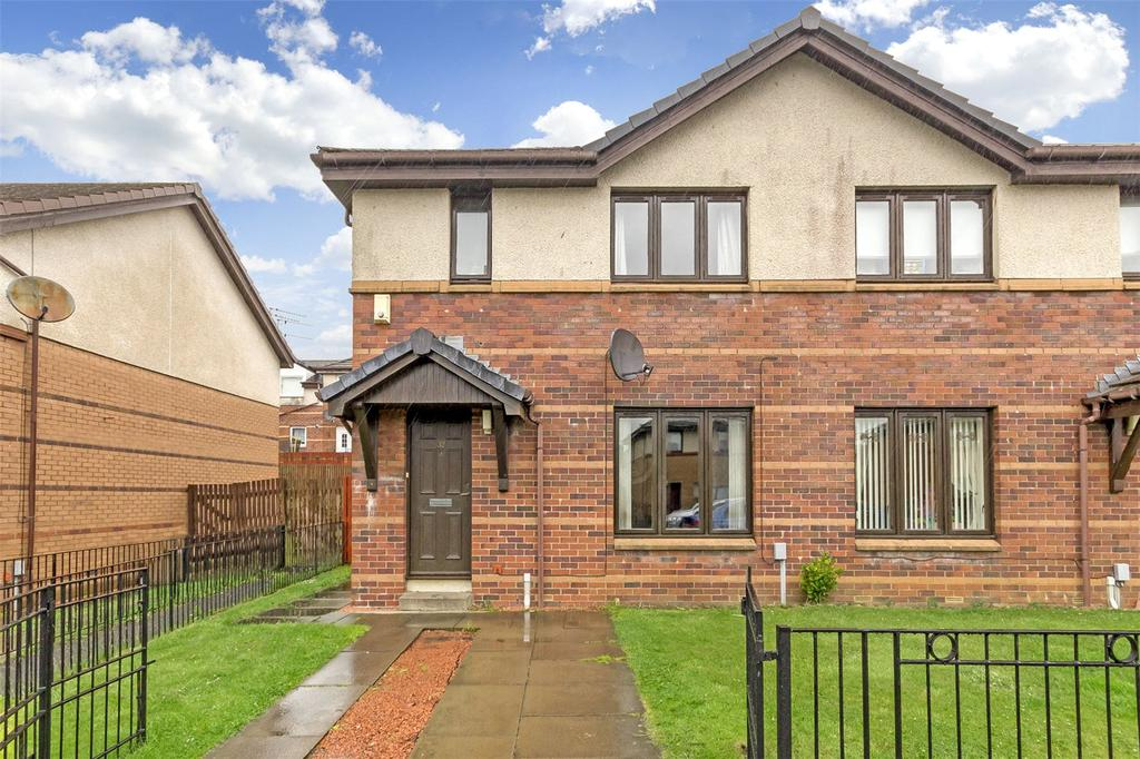 3 Bedrooms Semi Detached House for sale in 32 Waulkmill Avenue, Barrhead, Glasgow, G78