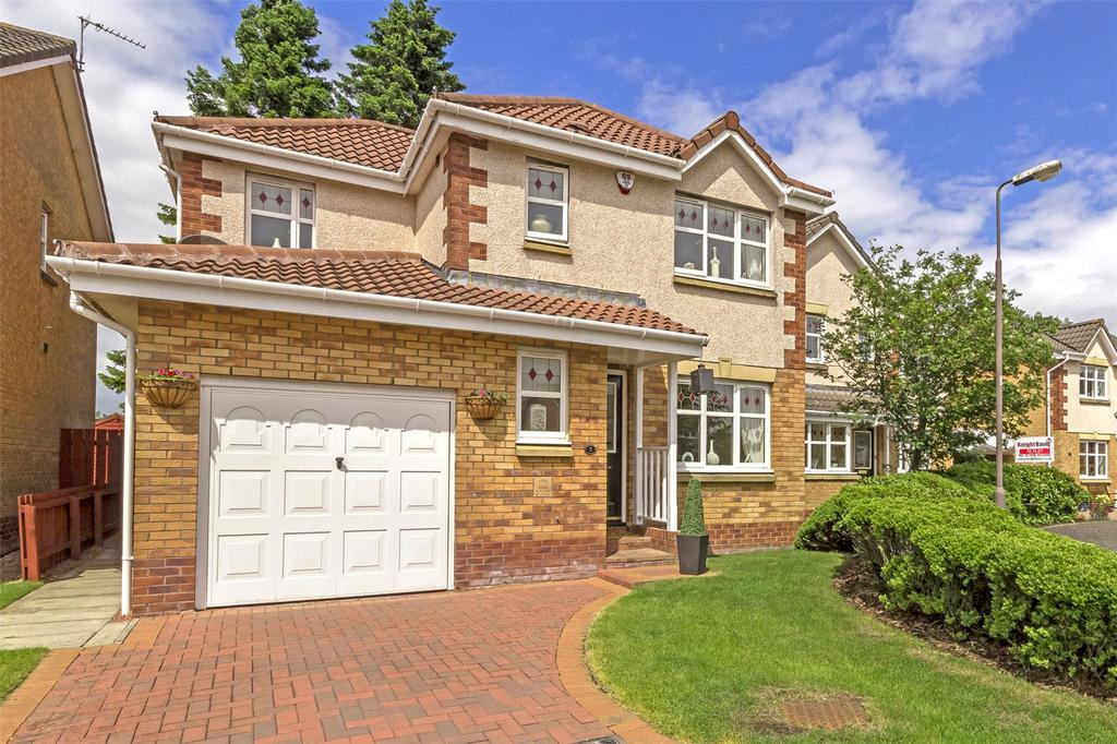 4 Bedrooms Detached House for sale in 7 Loaninghill Road, Uphall, Broxburn, EH52