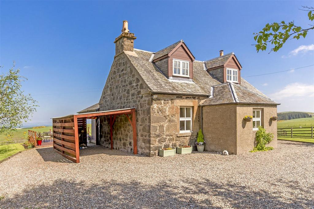 3 Bedrooms Detached House for sale in Balquhandy Farm Cottage, Dunning, Perth, PH2