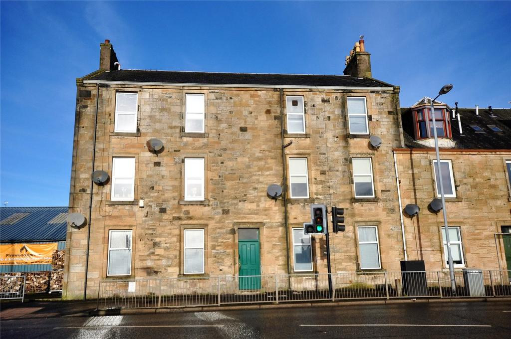2 Bedrooms Flat for sale in 0/1, 9 Bridgend Road, Kilbirnie, Ayrshire, KA25
