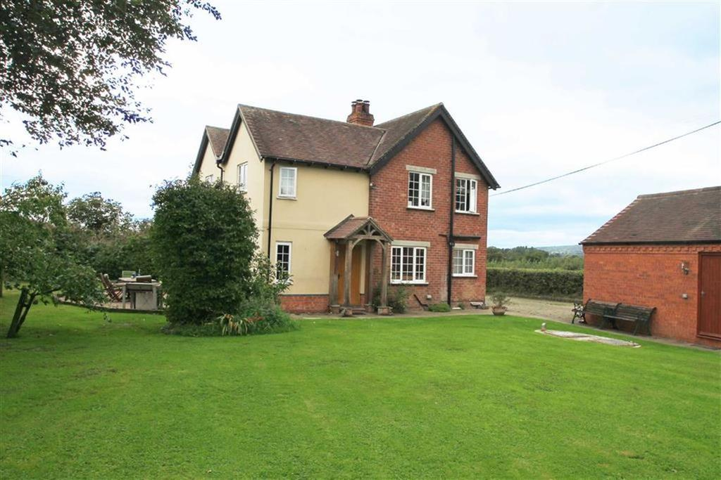 4 Bedrooms Detached House for sale in EYE, Leominster, Herefordshire