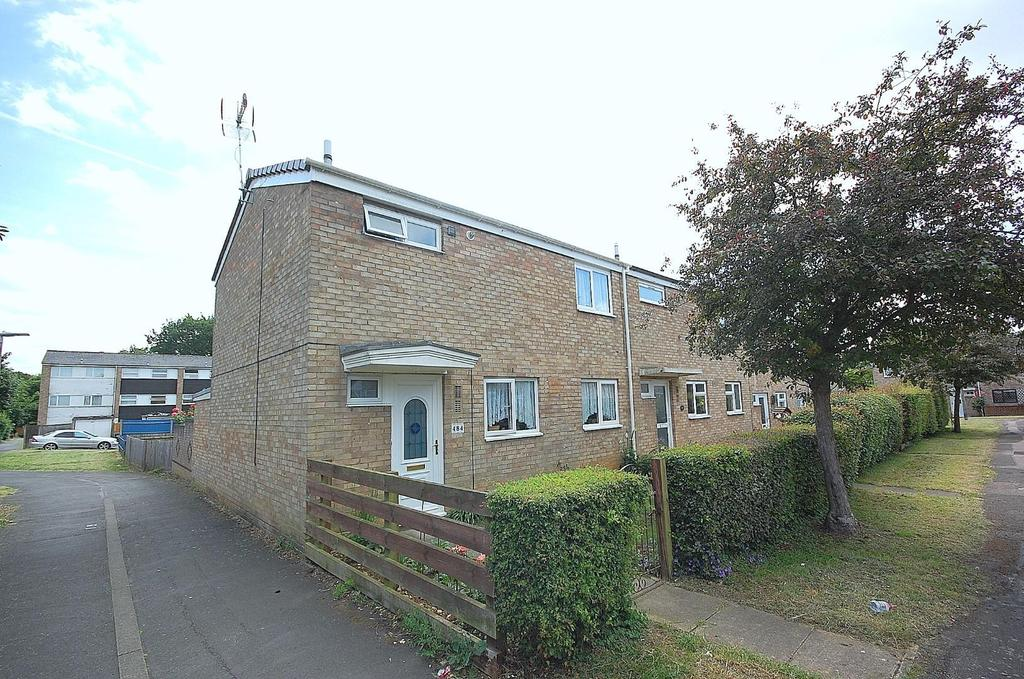 3 Bedrooms End Of Terrace House for sale in York Road, Stevenage