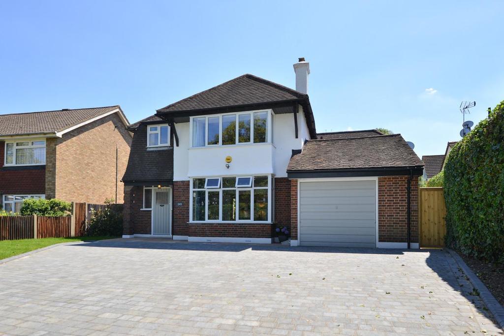 5 Bedrooms Detached House for sale in Worsley Bridge Road, Beckenham, BR3