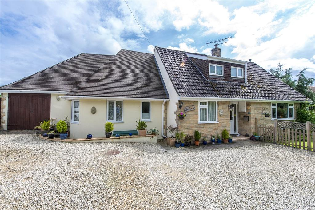 5 Bedrooms Detached House for sale in Stour Row, Shaftesbury, Dorset, SP7