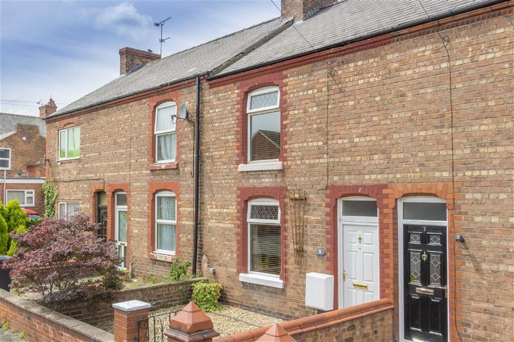 3 Bedrooms Terraced House for sale in Ryeland Street, Shotton, Deeside, Flintshire