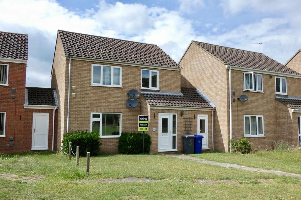 3 Bedrooms Link Detached House for sale in Rookery Green, Beck Row