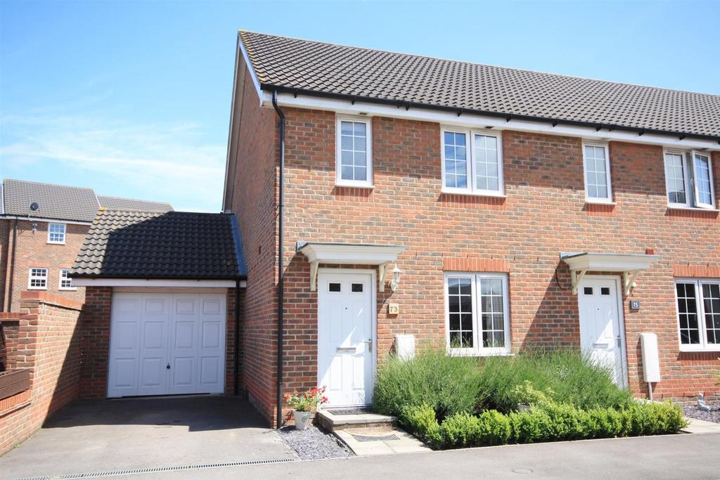 3 Bedrooms End Of Terrace House for sale in Viscount Gardens, Eastleigh