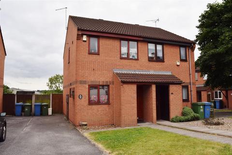 2 bedroom semi-detached house to rent - Cambridge Street, Mansfield