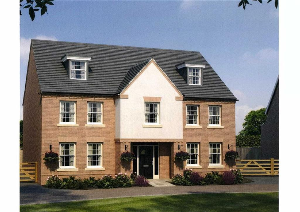 5 Bedrooms Detached House for sale in Plot 48, Fletcher, Woodthorne, Wergs Road, Wolverhampton, WV6