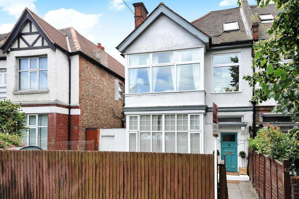 2 Bedrooms Flat for sale in Ellesmere Road, Chiswick, W4