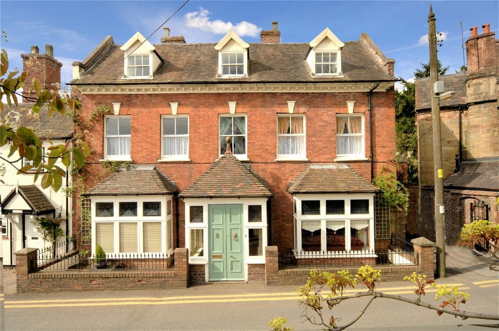 6 Bedrooms Town House for sale in Church Street, Madeley, Shropshire